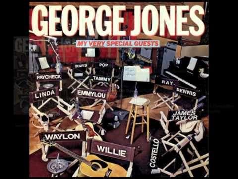George Jones Stranger In The House - YouTube