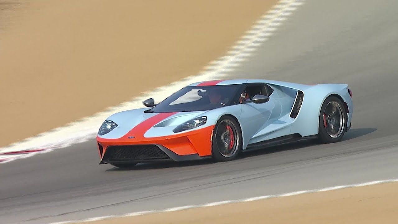 2019 Ford Gt Heritage Edition Ford Gt 2019 Ford Ford News