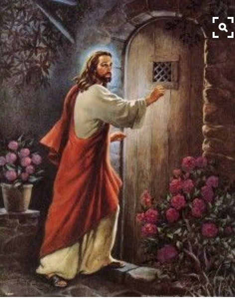 Jesus Tocando Mi Puerta Jes S Pinterest Dios Es Amor