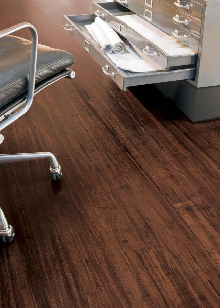 Teragren Portfolio Strand Bamboo Floating Floor In Brown Sugar Flooring Bamboo Flooring Strand Bamboo Flooring