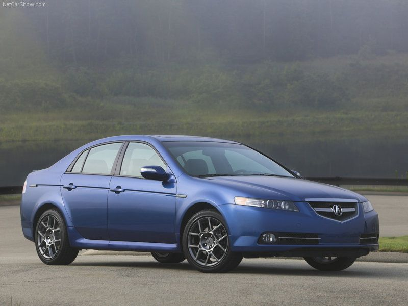 another car I am thinking about...Acura TL | My life one day ...