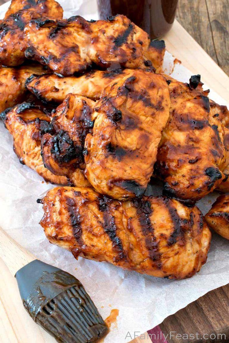 Grilled Bbq Turkey Tips A Family Feast Bbq Turkey Turkey Tenderloin Turkey Ribs