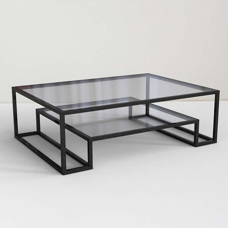 MK2 Form Coffee Table (With images) | Metal table frame ...