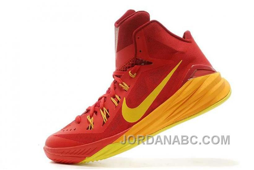 huge selection of 0a15b 261c4 order nike university red university gold with sonic yellow and team red hyperdunk  2014 xdr trainers