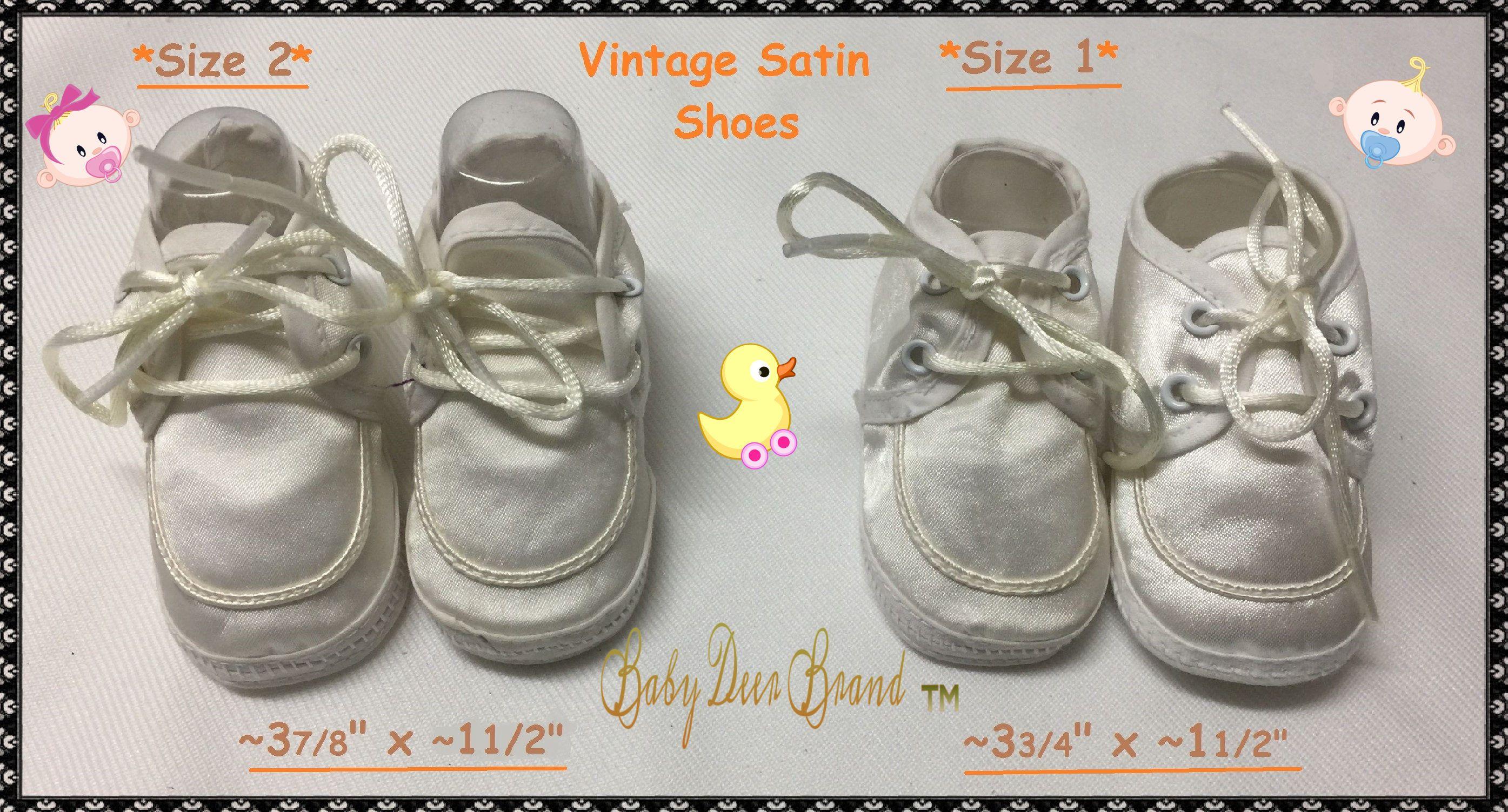 Vintage BABY DEER Size 1 & 2 aka Size Newborn BABY Reborn Dolls