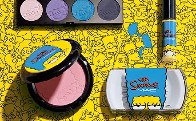Llegan los cosméticos inspirados en los Simpson