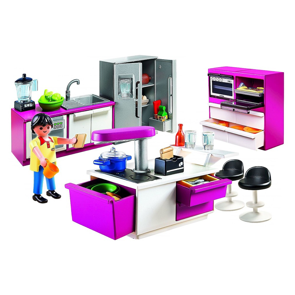 Playmobil Modern Designer Kitchen, | Playmobil, Designers and Modern