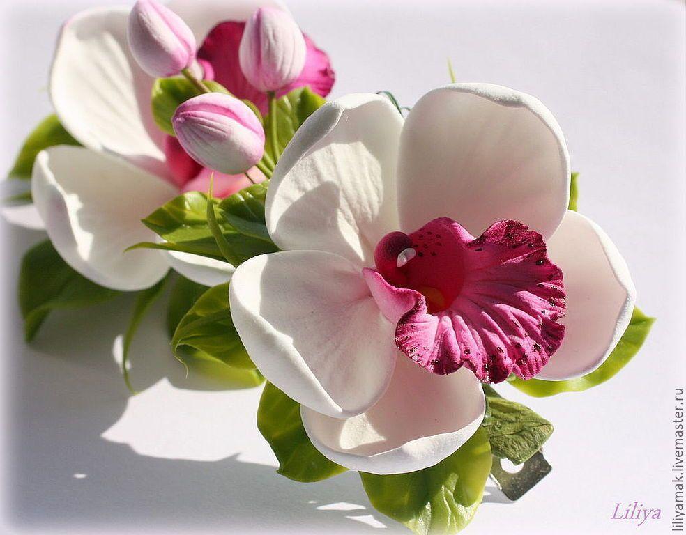 для цветы из фоамирана орхидеи фото думаю, рано или