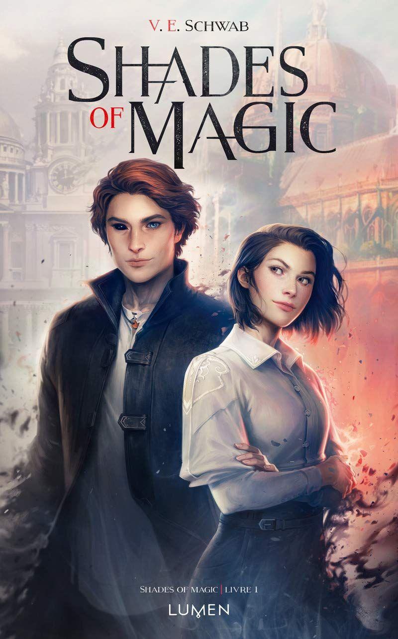 Shades of magic première déception chez Lumen Livres d