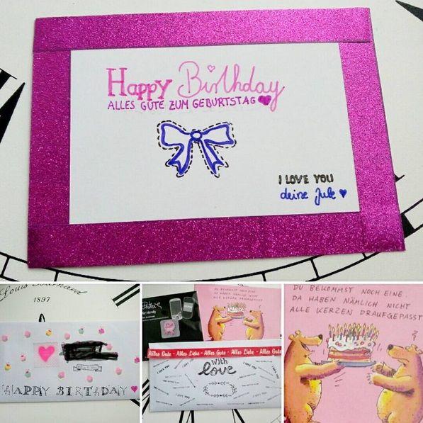 Geburtstagskarte fur mama