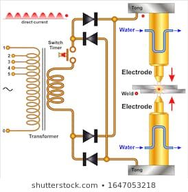 Stock Photo And Image Portfolio By Fouad A Saad Shutterstock In 2020 Electronic Circuit Projects Resistance Spot Welding Circuit Projects