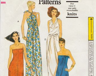 Very Easy Vogue 8980 / Vintage Sewing Pattern / by studioGpatterns