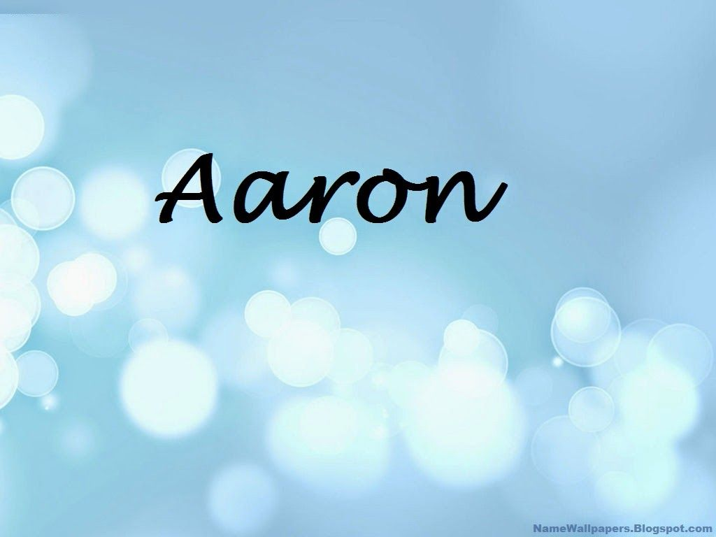 aaron name wallpapers aaron ~ name wallpaper urdu name meaning