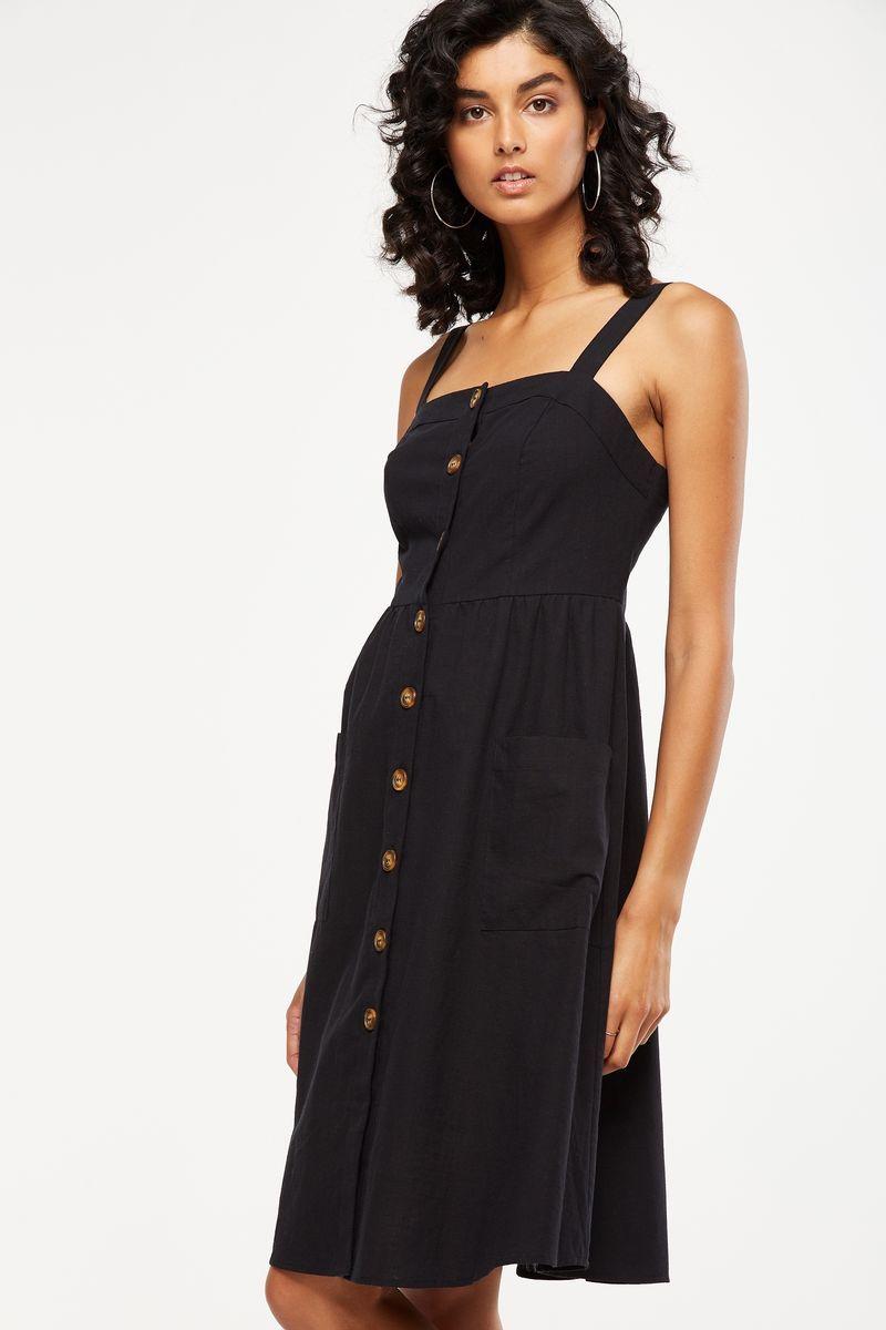 fa7bec50ce Woven Lottie Midi Dress