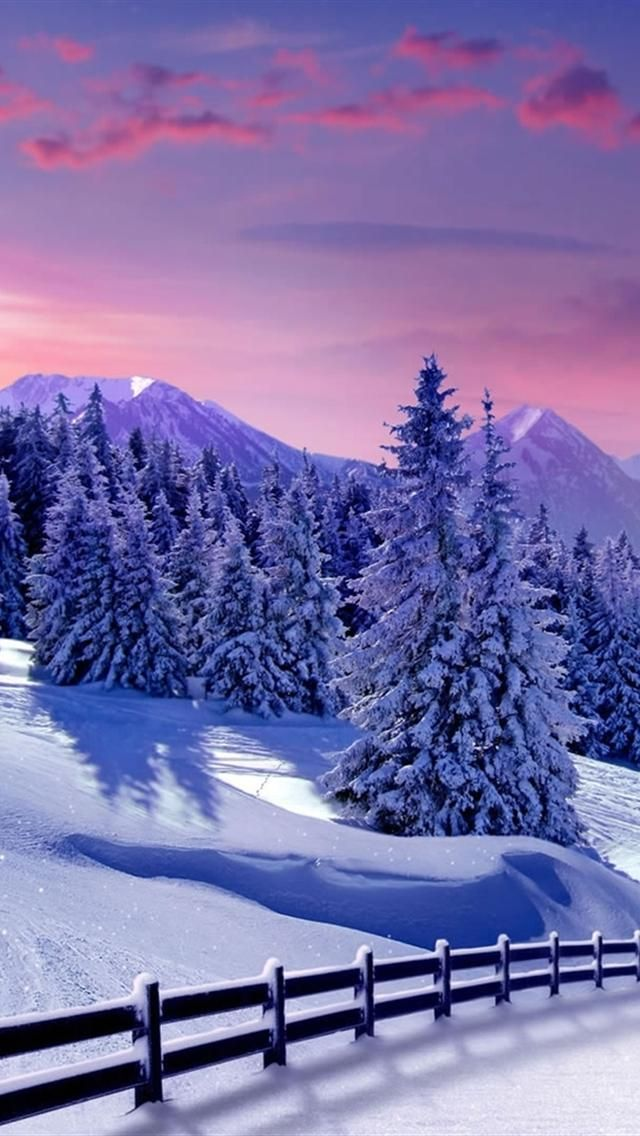 Winter Iphone 5 Wallpaper Hd iphone 5 wallpapers hd blue