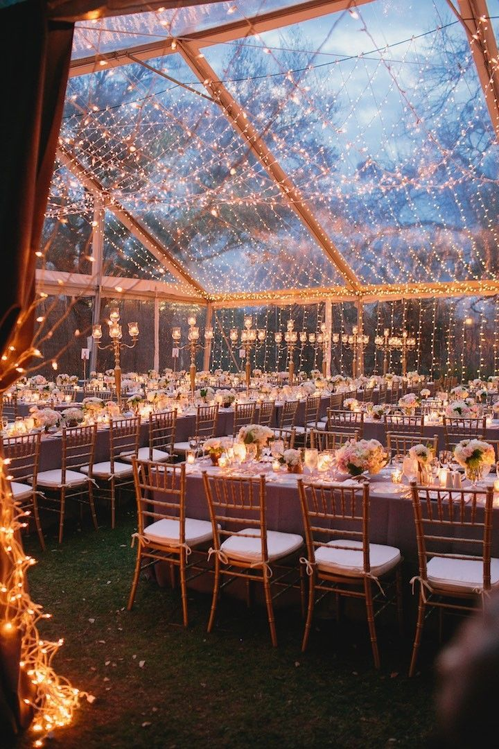 Elegantly Lit Austin Wedding atFour Seasons - MODwedding
