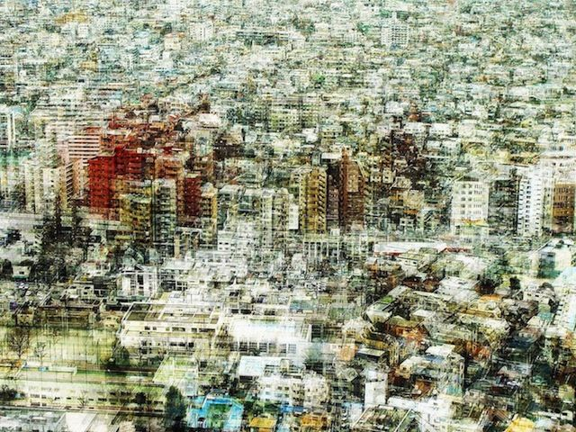 Hectic Cityscape Photography
