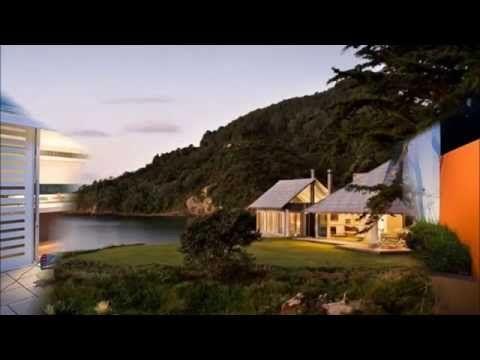 desain rumah gaya australia modern inspiratif (dengan