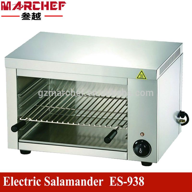 Kitchen Salamander Towels Es 938 New Commercial Electric Grill On Sale