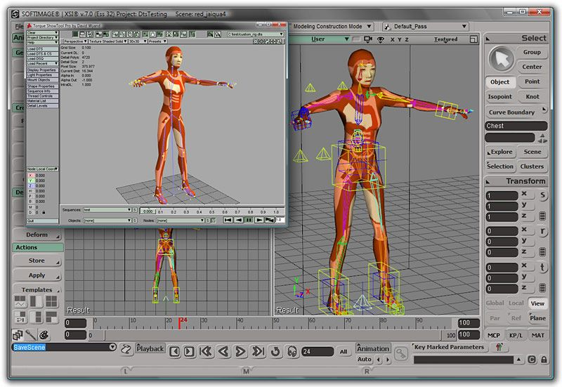 Six great free 3d modeling programs softimage xsi mod tool for 3d drawing tool online free