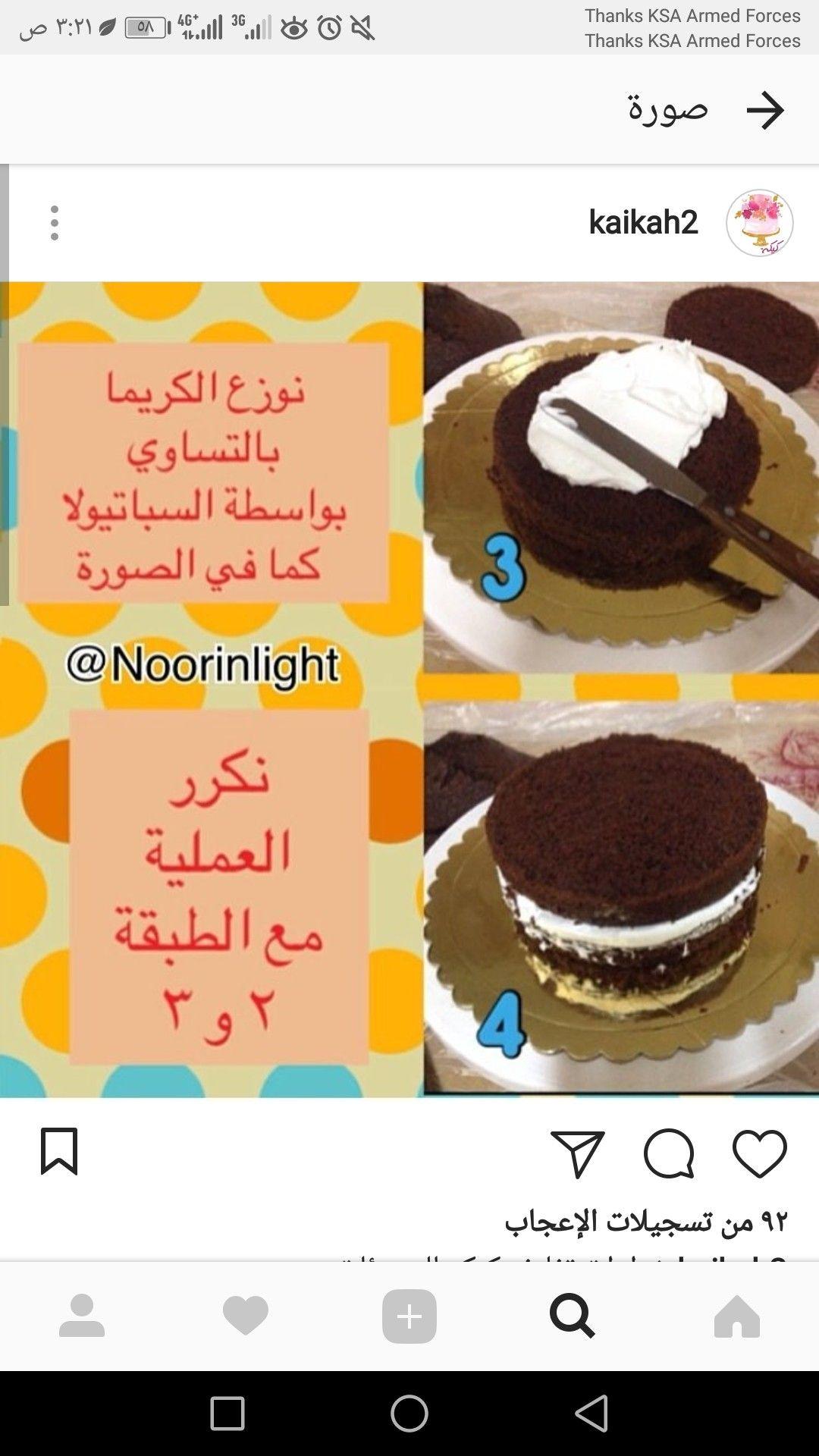 Pin By Meme On تعليم صنع الكيك Desserts Food Cake