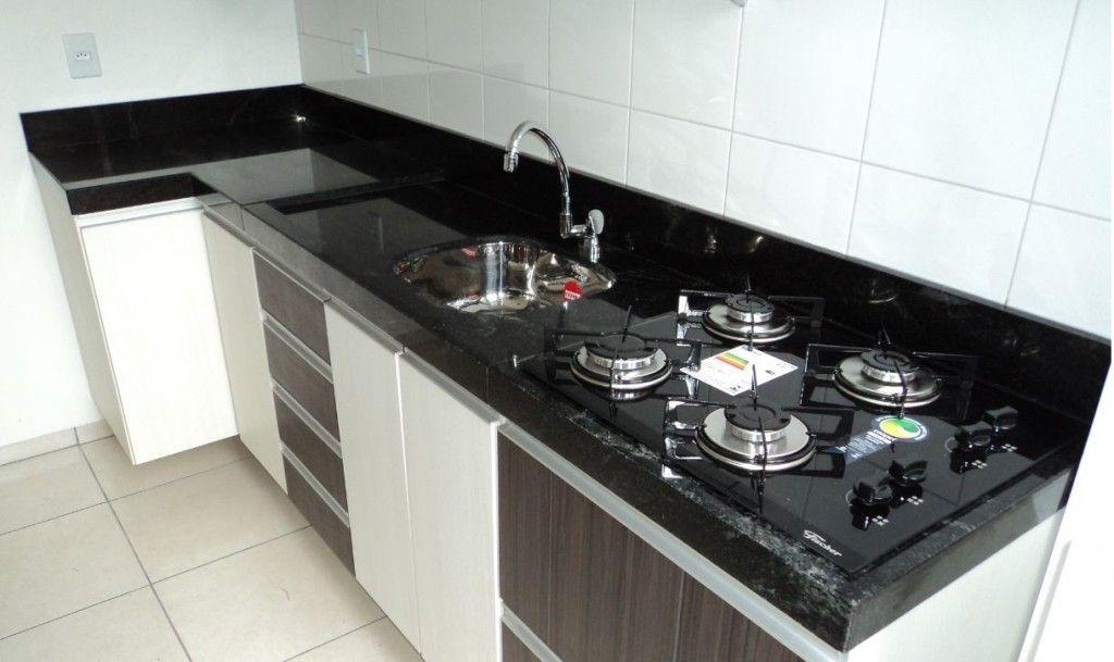 Balcao De Cozinha De Marmore Fotos Com Imagens Granito Para