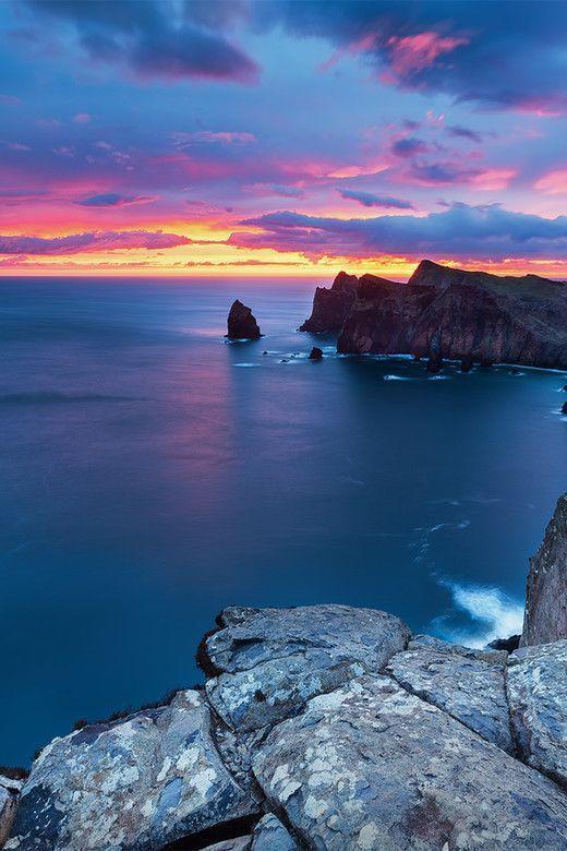 Magic Light Madeira Island Portuguese By Miguel Nobrega On 500px