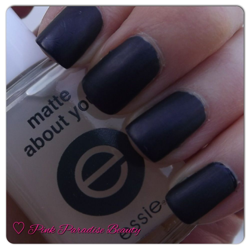 Essie Nail Polish - Matte About You | ESSIE NAIL POLISH | Pinterest ...