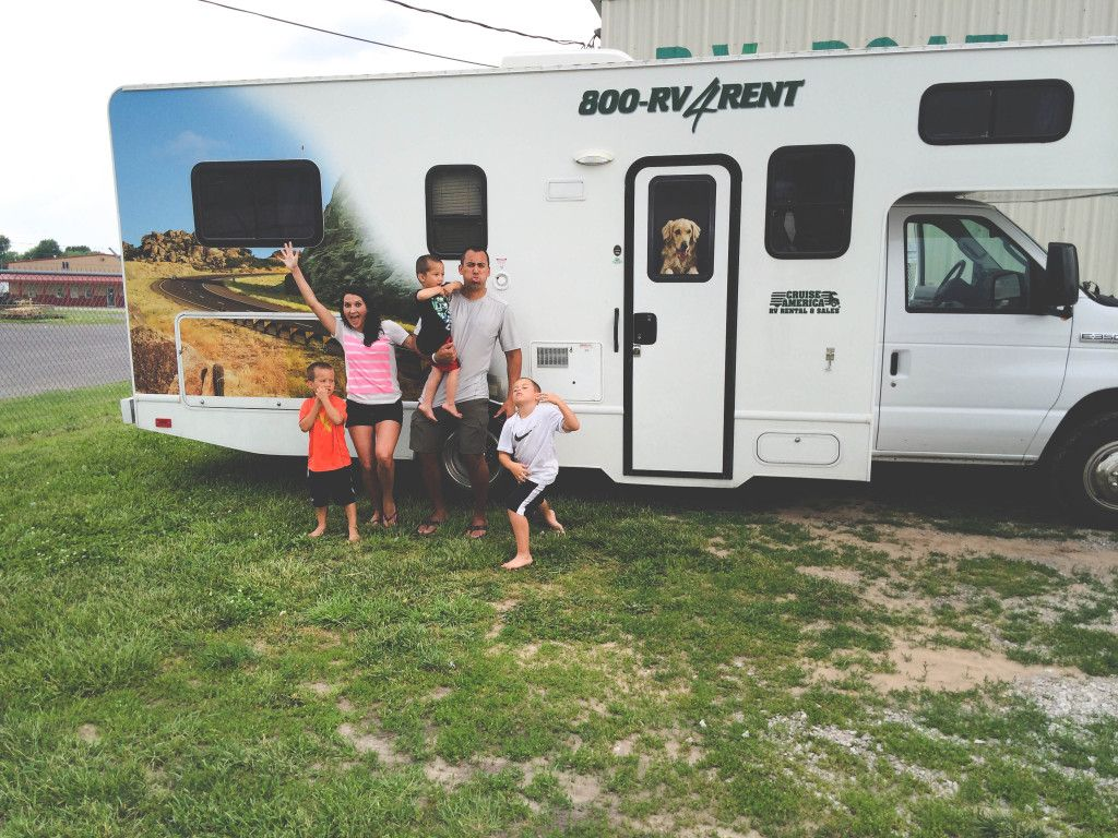How Much Does it Really Cost to Rent a RV   Rent rv ...
