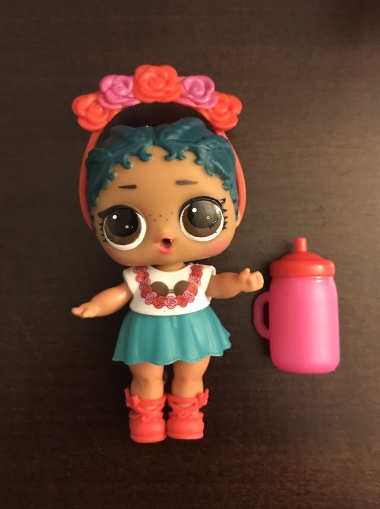 Red Bag LOL Surprise LiL Sisters L.O.L BABY CAT SERIES 2 dolls Kid Toy Gift HOT