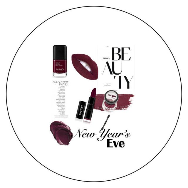 """""""Burgundy pleasure"""" by mawj-ak-turaihi ❤ liked on Polyvore featuring beauty and By Terry"""