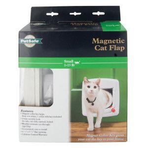 Petsafe Magnetic Small Cat Flap Doors Petsmart Cat Flap Cat Door Cat Pet Supplies