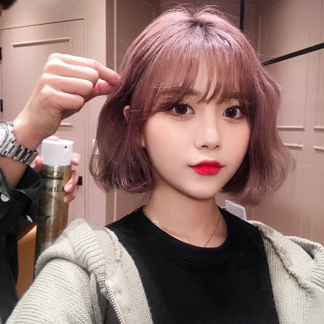 Korean Style Short Hair