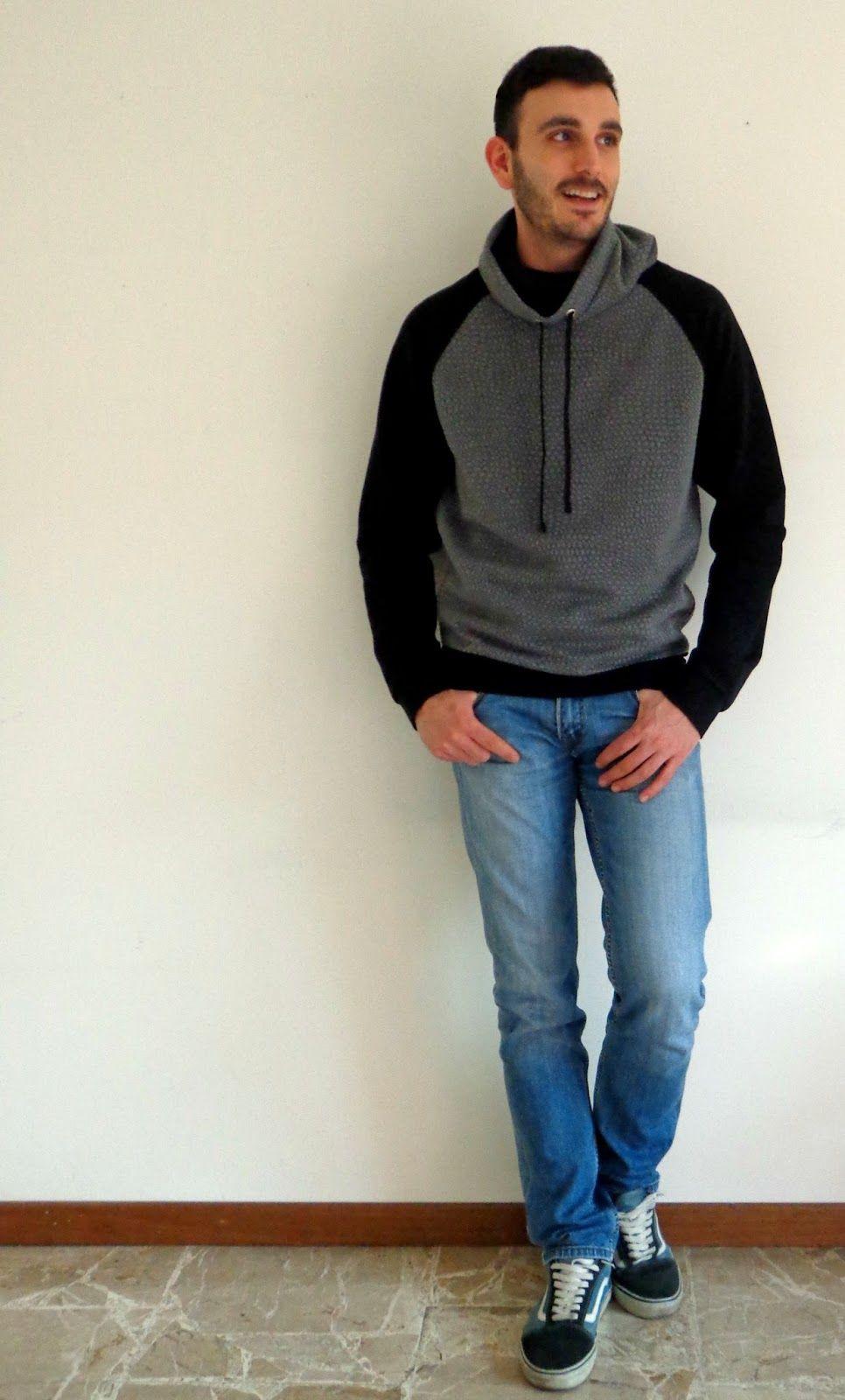 Stitch \'n\' Pastitch: Burda Young Sweatshirt n. 6718   Õmblusasjad ...