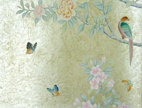 Curtains Ideas chinoiserie curtains : chinoiserie wallpaper | Chinoiserie Decor | Pinterest | Bespoke ...