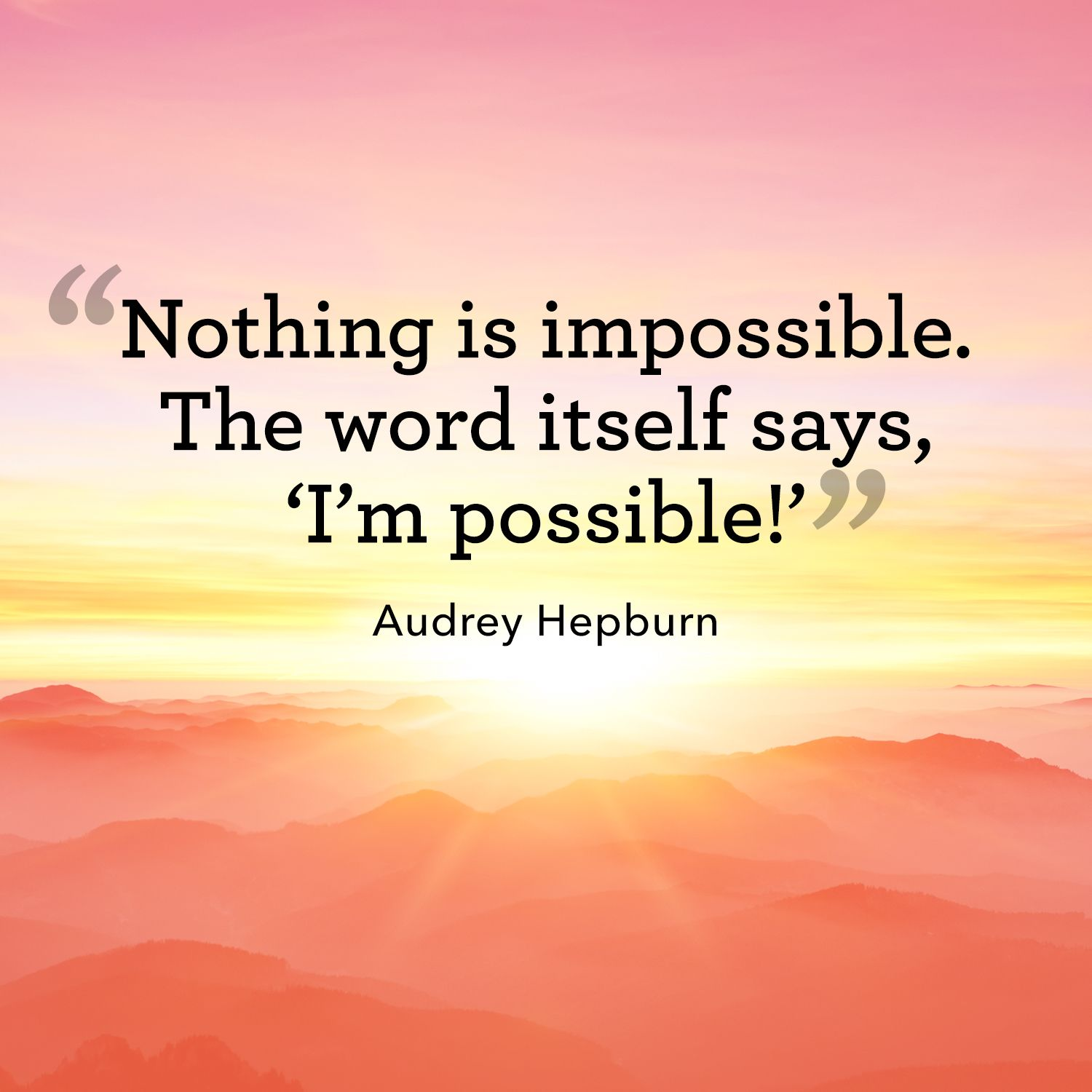 Inspirational Quotes About Positive: Inspirational Quotes To Ring In The New Year