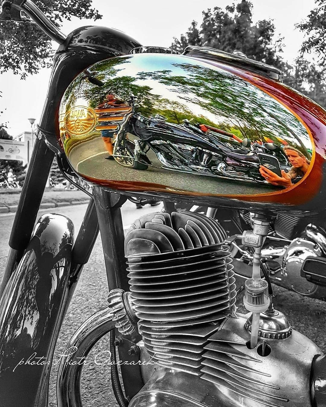 Pin By Keith Bell On Jawa South Africa Biker Art Motorcycle Photo