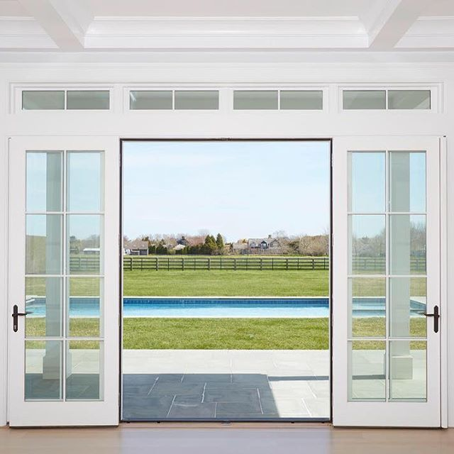 Instagram Photo By Bespoke Real Estate May 12 2016 At 12 55am Utc Exterior Front Doors Real Estate Water Mill
