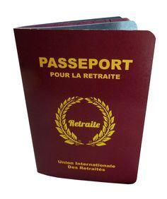 Le Passeport Pour La Retraite Une Carte A Signer Originale Pour