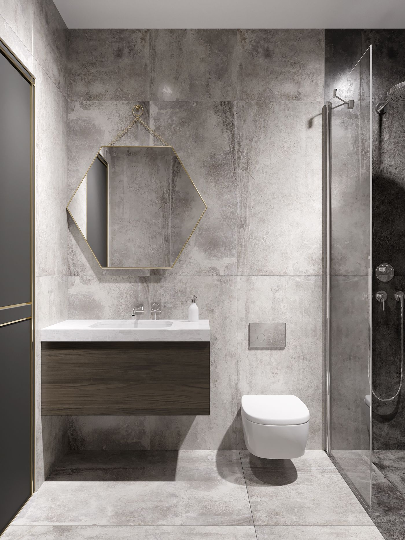 Pin by claudia maydorn on gästebad pinterest toilet interiors