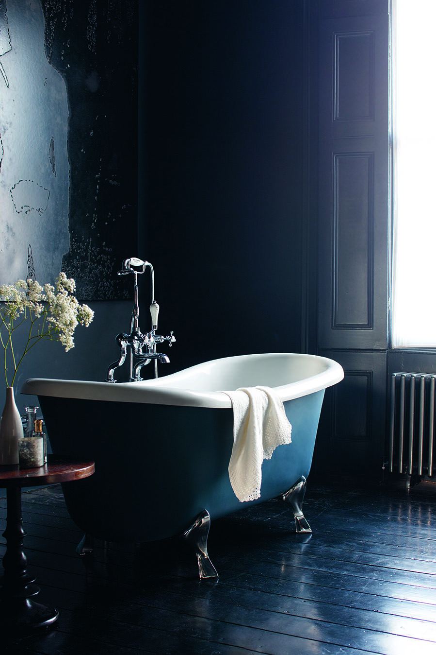 The Bateau is a beautifully traditional freestanding bath - suitable ...