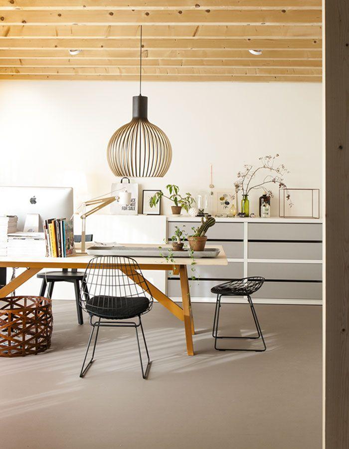Christien Starkenburg - Jan de Jong Interieurs - see http://slowwood ...