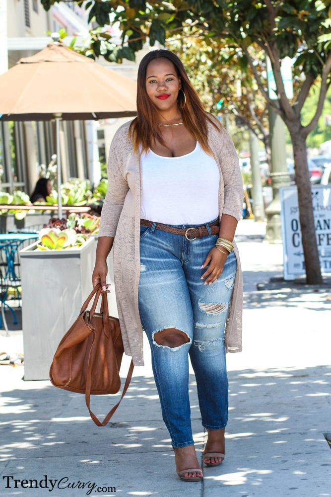 48+ Plus size casual outfits ideas information
