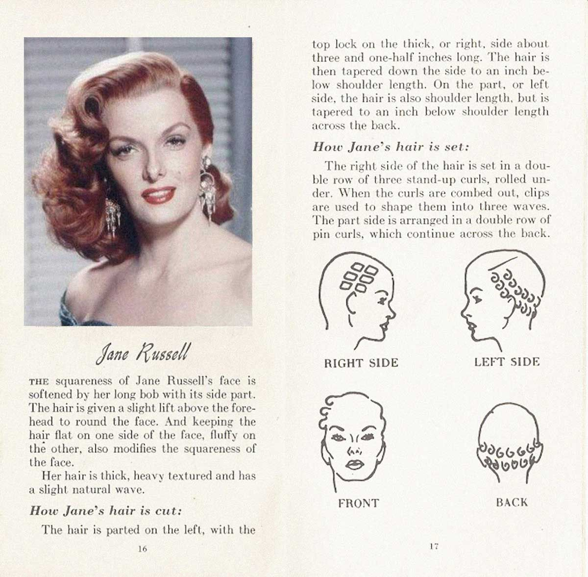 10 Hollywood Hairstyles Of The 50s Glamour Daze Hollywood Hair Vintage Hairstyles Vintage Hairstyles For Long Hair