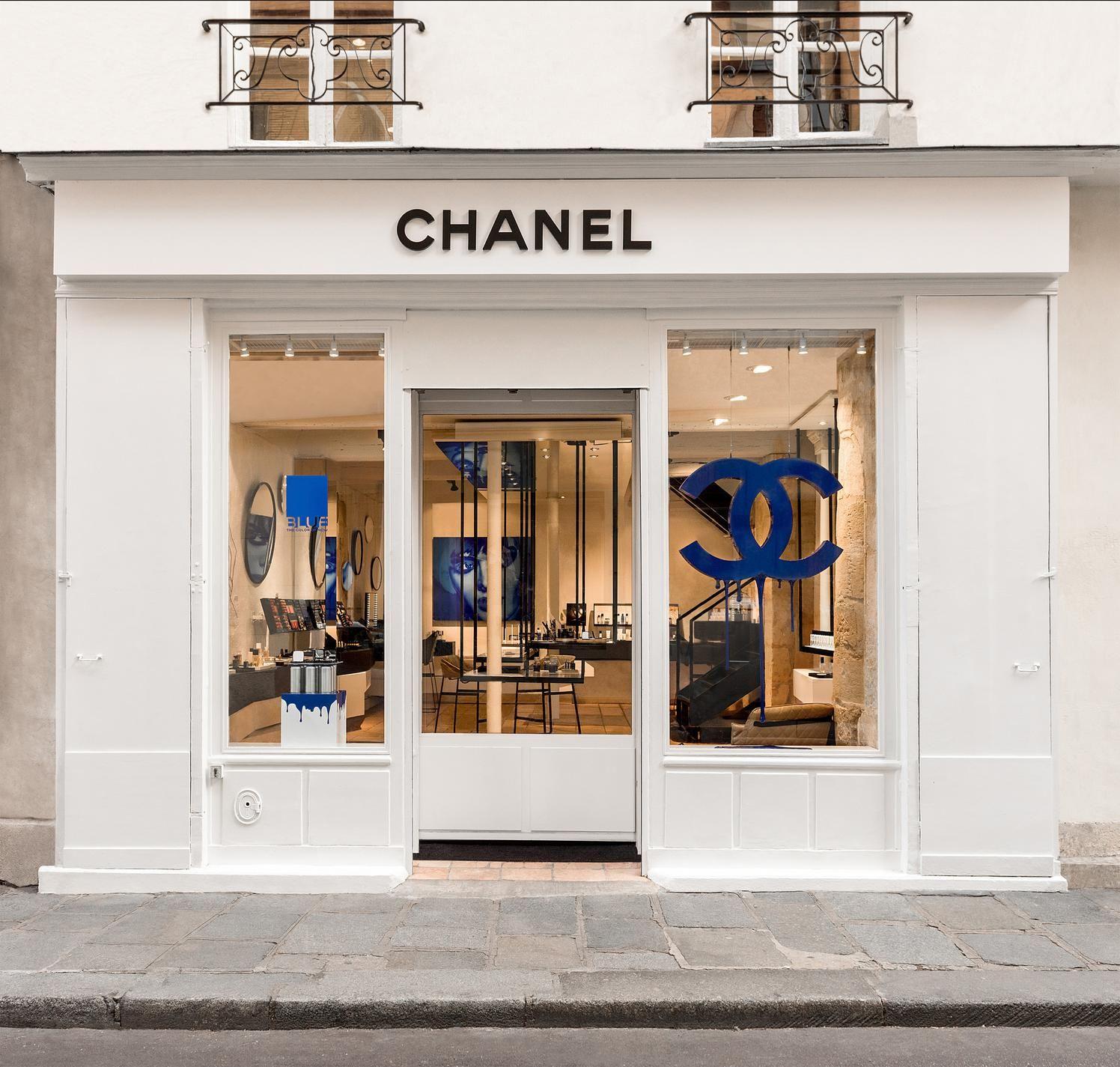 Magasin Beauté Chanel Marais   Journal du Luxe.fr Actualité du luxe a0388110df5