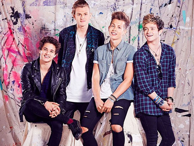| THE VAMPS TRISTAN ROCKS OUT ON DRUM SOLO VIDEO ! (WATCH!) | http://www.boybands.co.uk