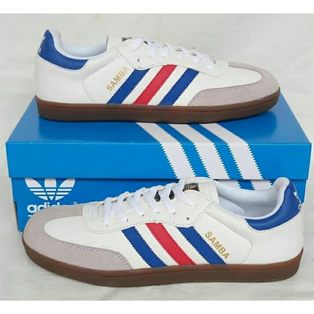 Adidas Samba Good Quality Size 40 41 42 43 Rp 175 000box Fre