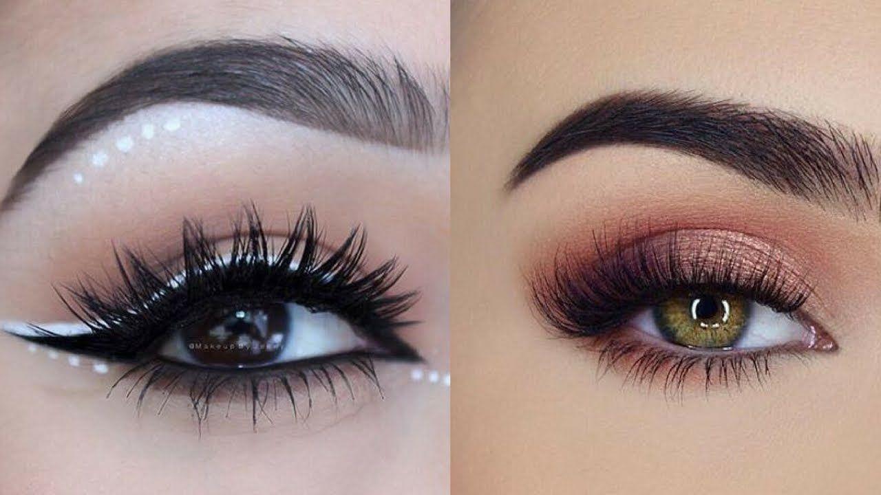 Beautiful Eye Makeup Tutorials Compilation Soft Eye Look 6
