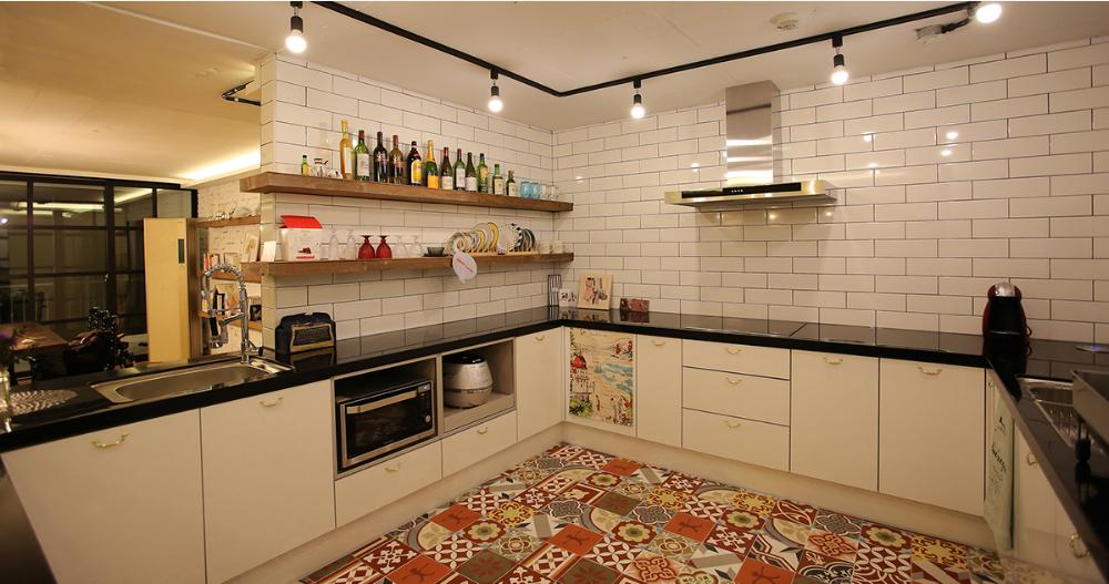 gris carreaux de m tro dosseret de cuisine en c ramique carrelage mural 100 x 300 les recettes. Black Bedroom Furniture Sets. Home Design Ideas