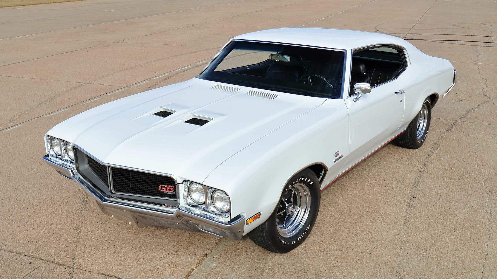 1970 Buick Gs Stage 1 R358 Kissimmee 2020 Buick Gs Buick Buick Muscle Car